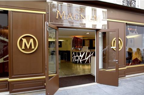 Magnum boutique éphémère