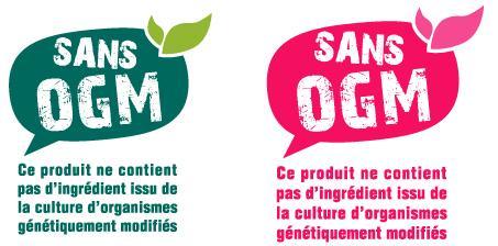Etiquetage sans OGM