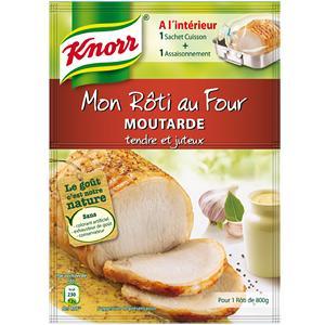 Sachet cuisson Knorr