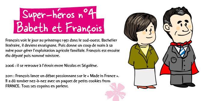 Babeth et François