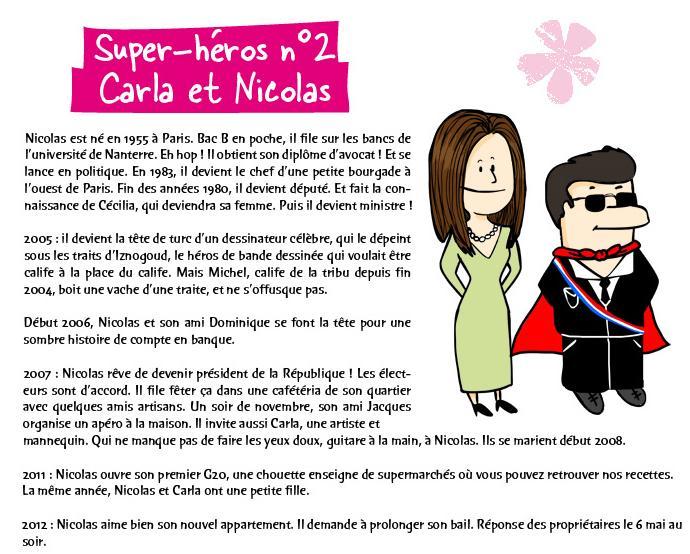 Carla et Nicolas
