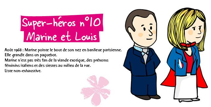 Marine et Louis