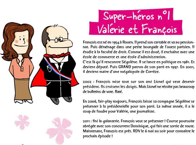 Valérie et François
