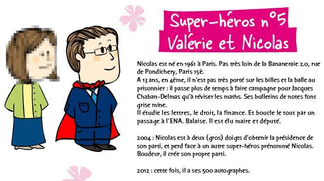 Valérie et Nicolas