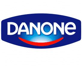 Internet, Danone « hyper-connecté ».