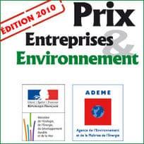 4 projets « agro » primés aux Prix Entreprises et Environnement 2010.