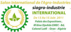 Siagro : le salon international des agro-industries.