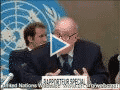 Jean Ziegler s'insurge à l'ONU contre la famine