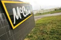 Mc Cain, des frites meilleures pour l'environnement et pour la santé.