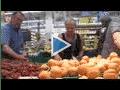 Les ventes au déballage de fruits et légumes maintenues.