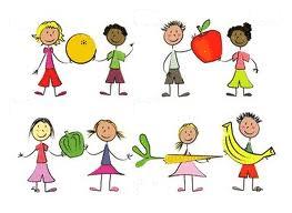 Les enfants et les fruits et légumes, amour ou pas ?