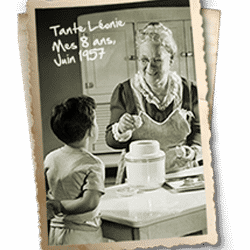 Pierre Schmidt met en valeur les recettes de grand-mère !