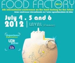 Food Factory 2012.