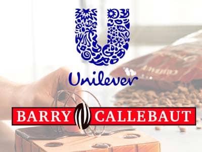 Barry Callebaut devient un partenaire privilégié d'Unilever.