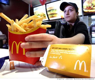 McDonald's : le travail ou la vie !