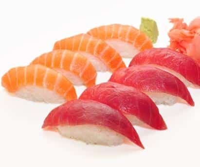 Les mangeurs de sushis ont plus de chance d'être papa !