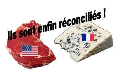 Plus de 20 ans de différend sur le bœuf aux hormones prennent fin entre l'Europe, les Etats-Unis et le Canada.