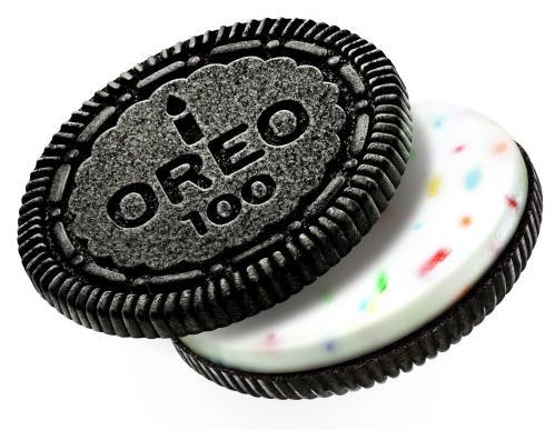 Joyeux anniversaire Oreo !