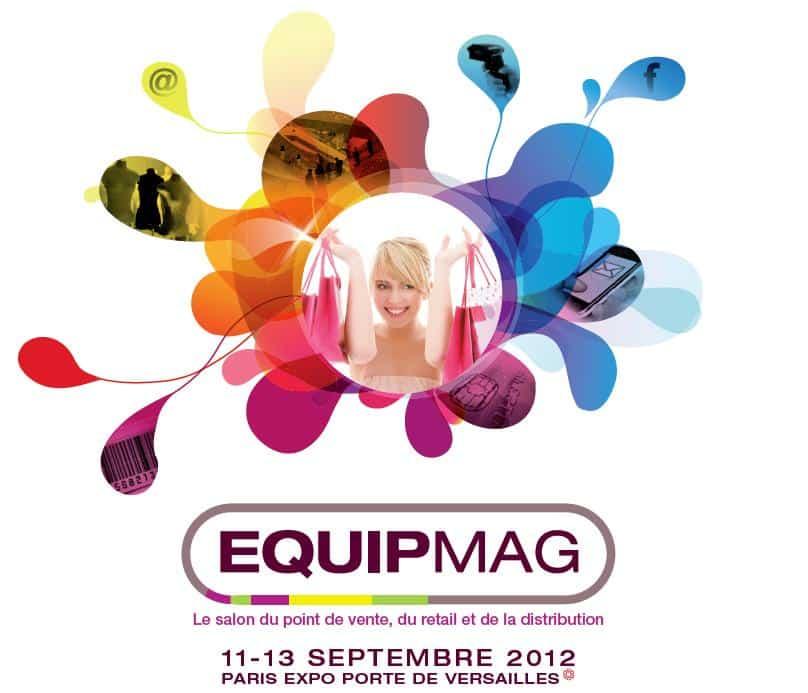 L'édition 2012 du salon Equipgmag sera centrée autour de la Révolution Shopping.