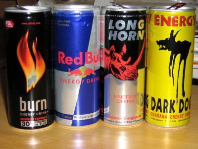 Haro sur les boissons énergisantes !