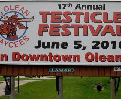 Les testicules aussi ont leur festival !