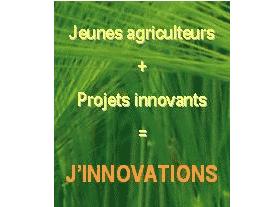 Appel à projets J'innovations : déposez vos dossiers avant le 14 septembre 2012.