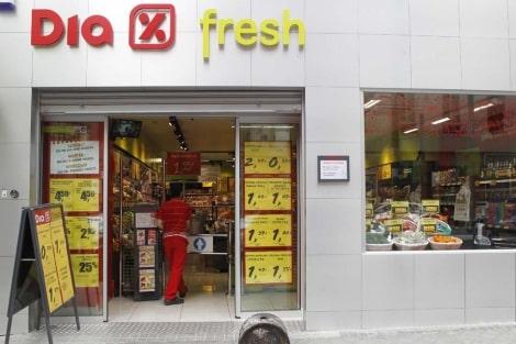 DIA Fresh, le hard discount version petit format et produits frais pour centre ville.