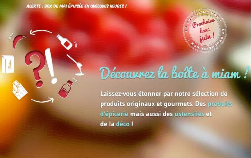 Box alimentaire : Gastronomiz lance la boite à miam avec saveurs et originalité réunis !