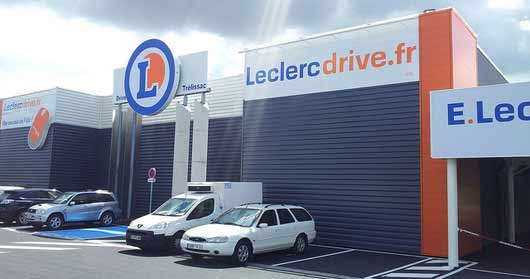 E-commerce : Leclerc va ouvrir 150 drives supplémentaires