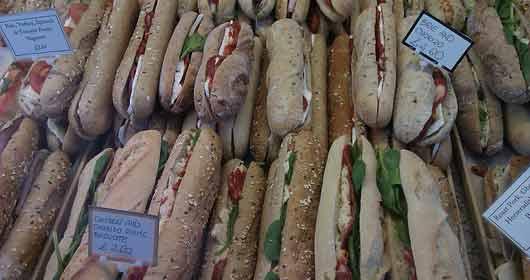 Marché du snacking : les chiffres 2013 de la Restauration rapide en France