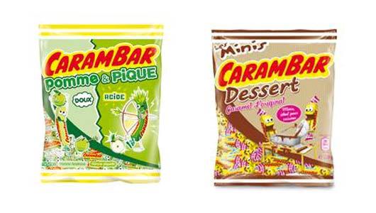 Marché confiserie: Le rayon bonbons fait le plein d'innovation