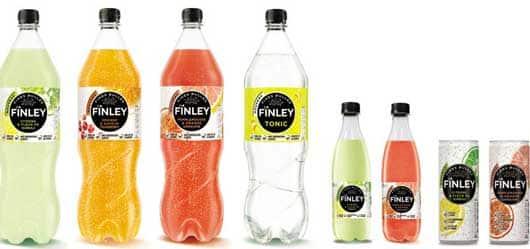 Finley : la nouvelle boisson lancée par Coca-cola