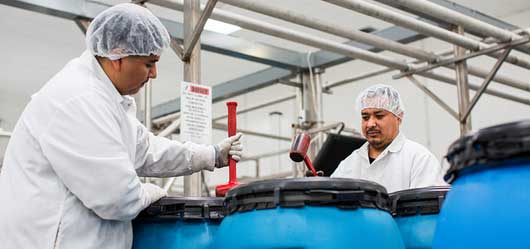Food Processing Equipment compte sur le mariage de Kaufler et SMO International pour booster sa compétitivité