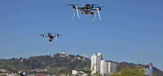 Parrot investit 1,6M pour développer les drones dans l'agriculture