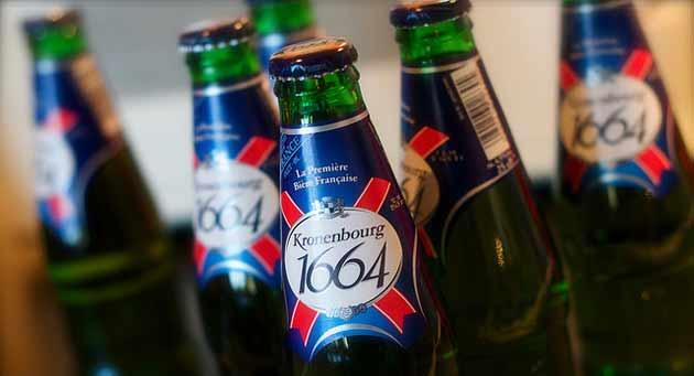 Kronenbourg lance une 1664 sans alcool