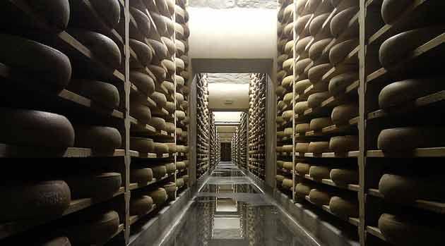 La Corée du Nord lorgne sur le fromage de Franche-Comté
