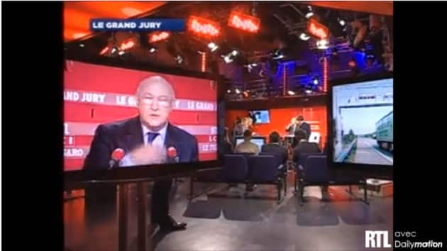 Interview Vidéo: Michel Sapin affirme que l'écotaxe est morte