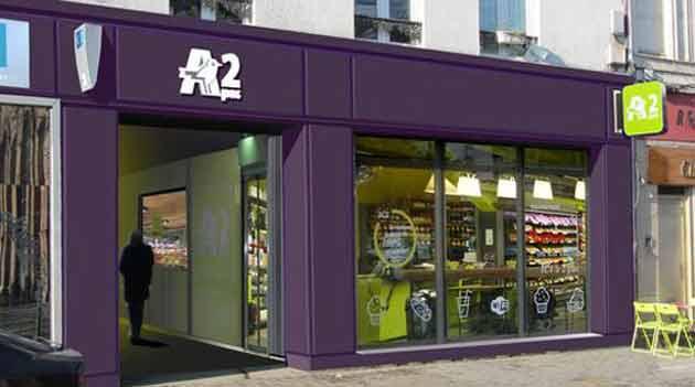 Auchan rachète 25 magasins à Casino
