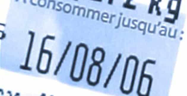 L'UFC-Que Choisir s'attaque aux dates limites de consommation (DLC)