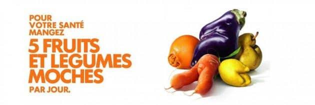Les fruits et légumes moches ont le vent en poupe