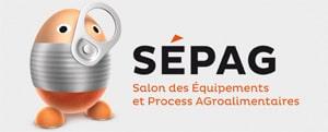 Salon SEPAG - équipements et process agroalimentaires 2nd édition