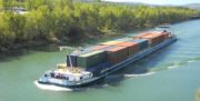 Produits agricoles: le transport fluvial se développe