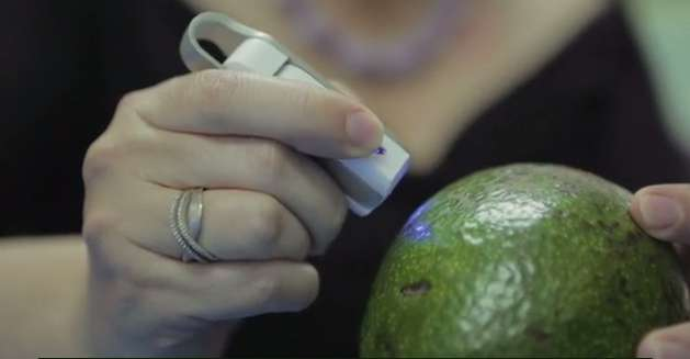 SCiO : un scanner qui donne la composition des aliments