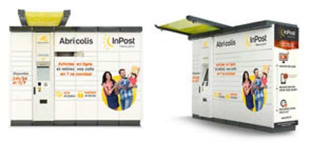 E-commerce: des casiers de retraits pour des dizaines de magasins