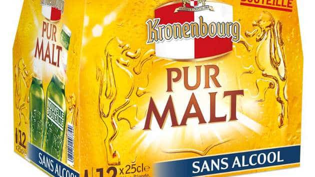Les bières sans alcool ont bénéficié d'une météo  favorable, ce qui a boosté les ventes.