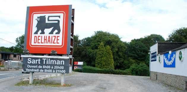 Le distributeur belge Delhaize veut licencier 2 500 salariés