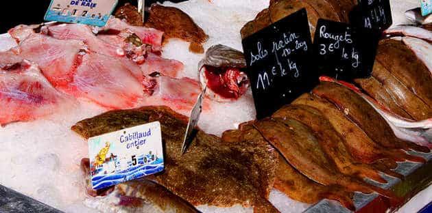 Produits de la mer: les Français mangent moins de poissons