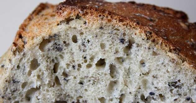 Boulangerie : des algues pour saler le pain