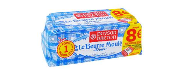 La coopérative agroalimentaire Triskalia détient de marques comme Paysan Breton, Mamie Nova, Ronsard ou Régilait.