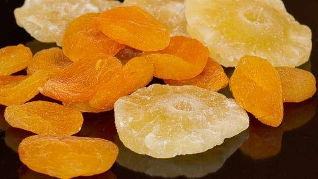 Fruits secs: un marché à l'avenir radieux
